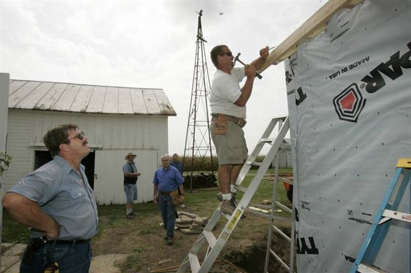 Restoring homestead swiss 2006